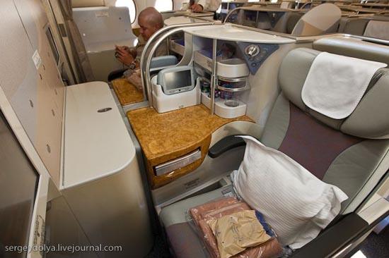 Πολυτελές αεροπλάνο από την Emirates Airlines