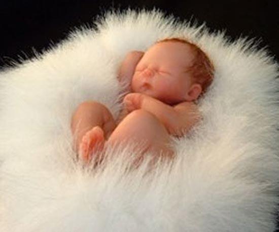 Ζυμαρένια μωράκια