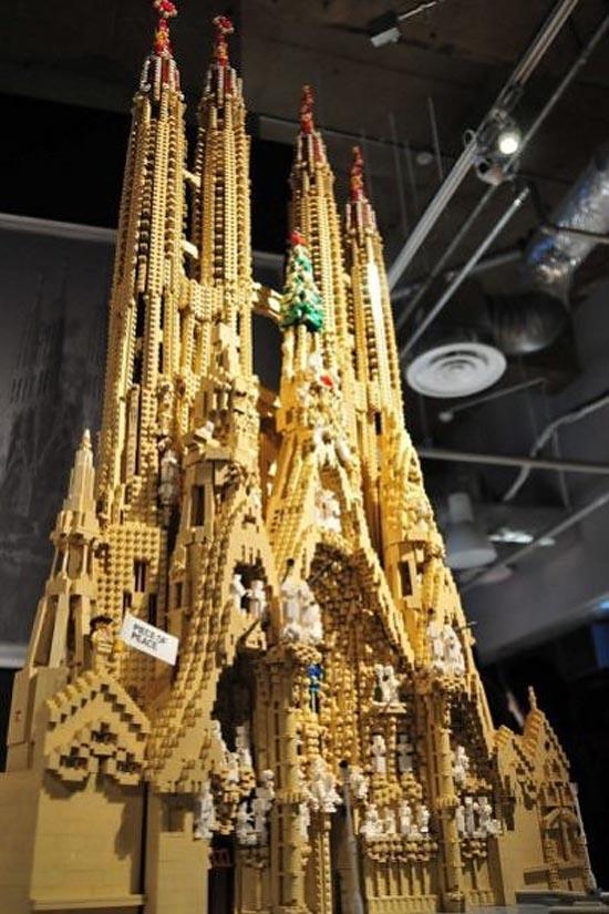 Ο κόσμος με Lego