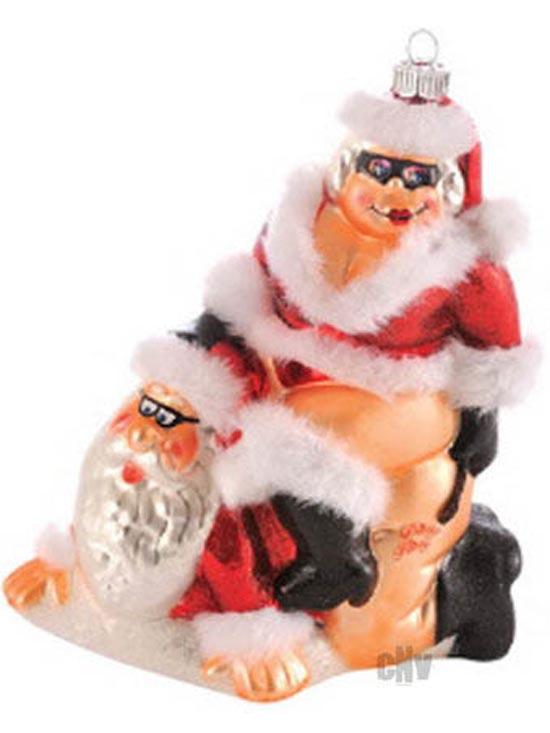 Σέξι Χριστουγεννιάτικα στολίδια