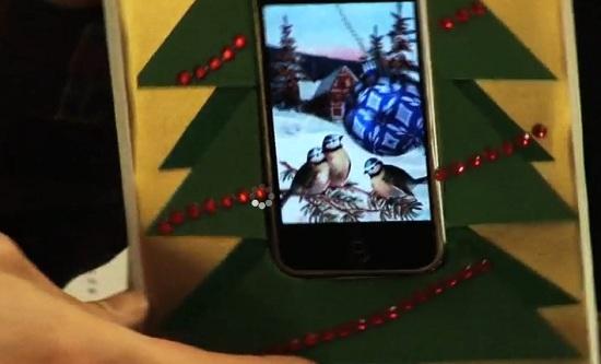 Η ακριβότερη κάρτα Χριστουγέννων