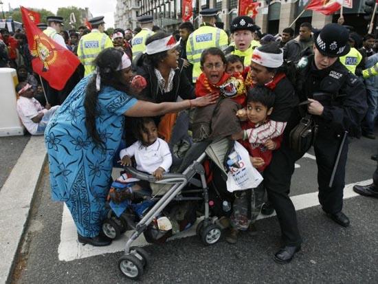 Οι καλύτερες φωτογραφίες του 2009 σύμφωνα με το Reuters