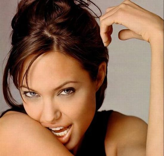 Angelina Jolie's Aging Timeline