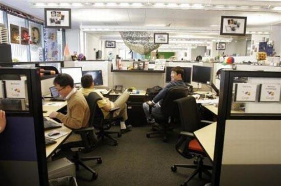 Τα κεντρικά γραφεία της google (photos)