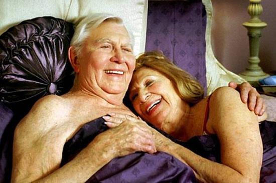 Έρωτας από ηλικιωμένους