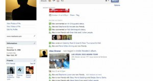 Η ιστορία μιας ζωής μέσα από το Facebook (Video)