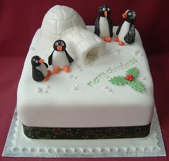 Square Xmas Cake Designs : ????????? ?????????????????? ??????? #2 Otherside.gr
