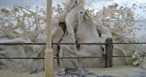 Cappuccino coast: Πολύ σπάνιο φυσικό φαινόμενο (Photos)