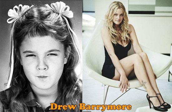 10 διάσημα κορίτσια που έγιναν πανέμορφες γυναίκες