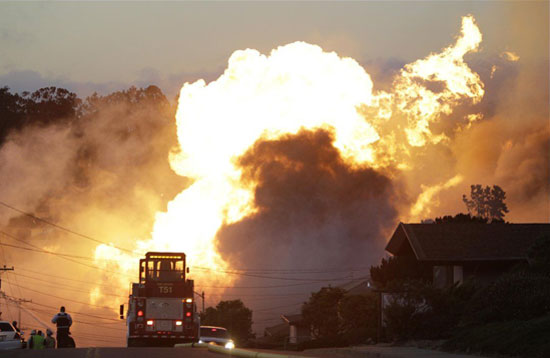 Τεράστια έκρηξη