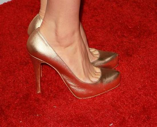 Παπούτσια διάσημων γυναικών! (4)