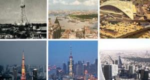 Γνωστές πόλεις: Παρελθόν vs Σήμερα (Photos)