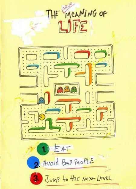 Μαθήματα ζωής από το PacMan (2)