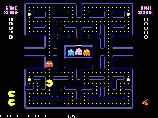 Μαθήματα ζωής από το PacMan (1)
