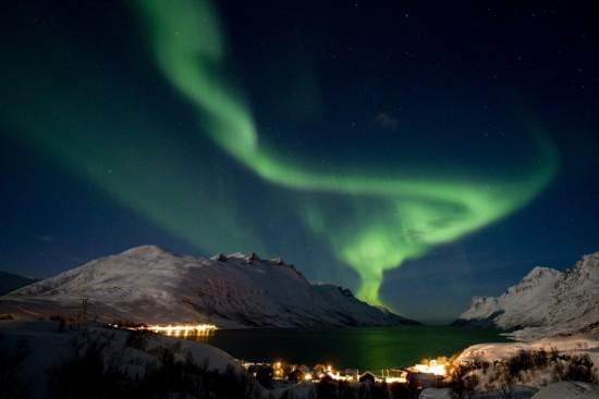 Φωτογραφία της ημέρας: Aurora Borealis στη Νορβηγία (1)