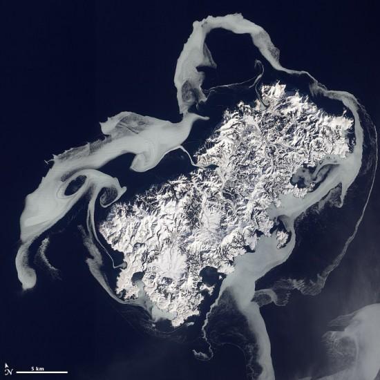 Φωτογραφία της ημέρας: Νησί Φάντασμα