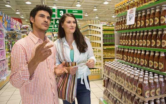 Άνδρες vs Γυναίκες: Συμπεριφορά στο super market