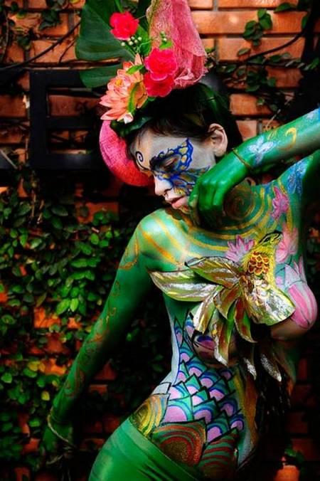 body painting (2)