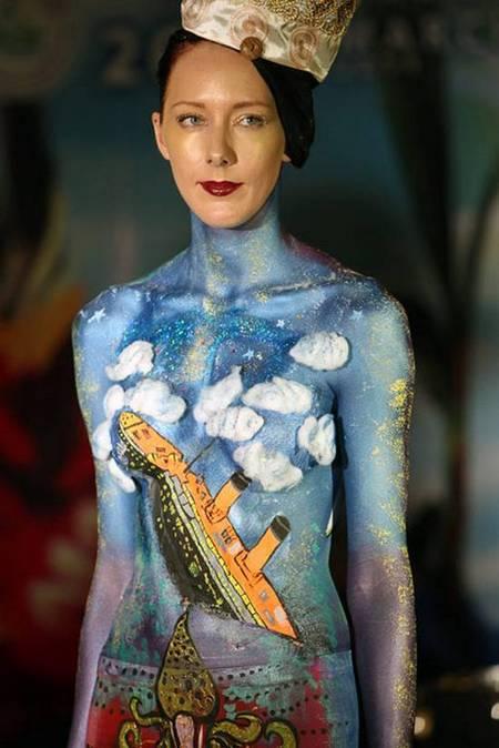 body painting (7)
