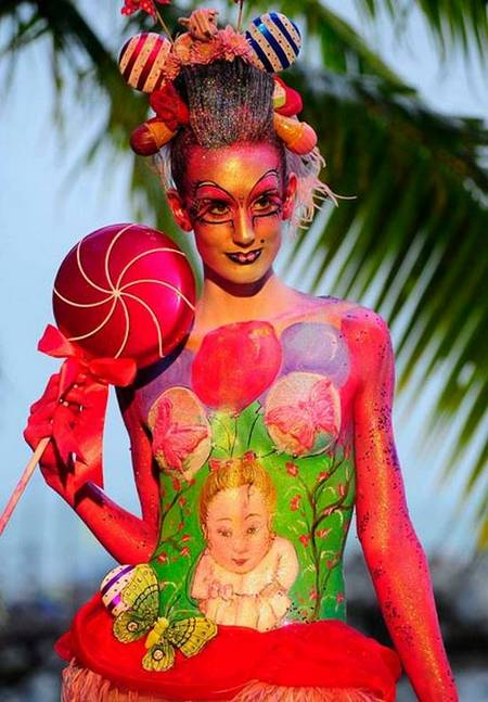 body painting (5)
