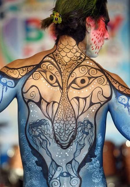 body painting (3)