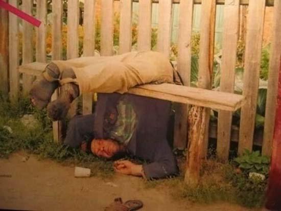 Μεθυσμένοι σε αστείες φωτογραφίες (8)