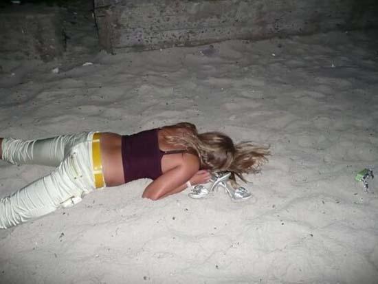 Μεθυσμένοι σε αστείες φωτογραφίες (1)