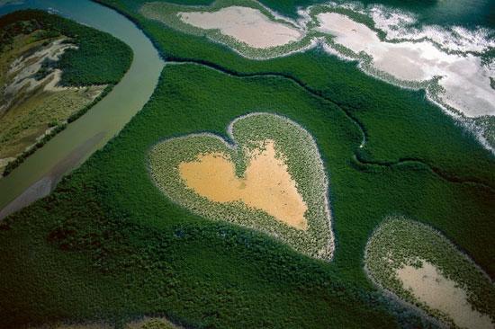 """""""The Heart of Voh"""" της Νέας Καληδονίας"""