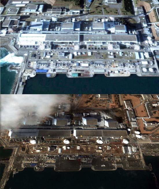 Ιαπωνία από ψηλά: Πριν και μετά το φονικό τσουνάμι (13)