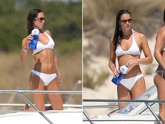 Kate Middleton με bikini (2)