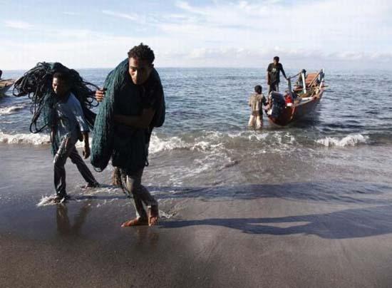Κυνήγι φαλαινών στην Ινδονησία (17)