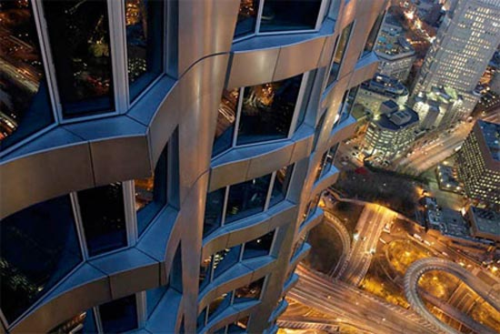 Ουρανοξύστης στην νέα υόρκη (photos &; video