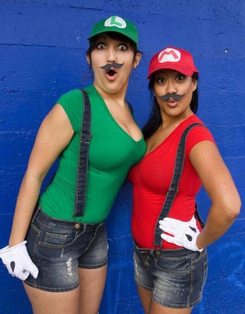 Φωτογραφία της ημέρας: Τέτοιους Mario & Luigi δεν έχετε ξαναδεί...