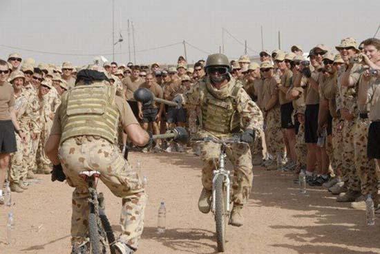 Στρατιωτικό χιούμορ (4)