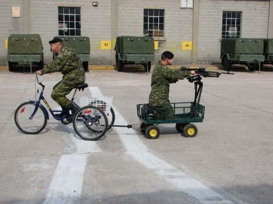 Στρατιωτικό χιούμορ (7)