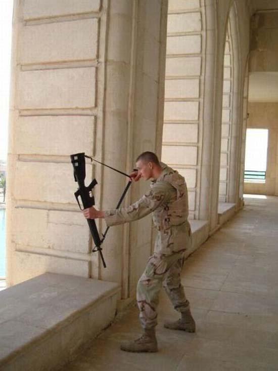 Στρατιωτικό χιούμορ (8)