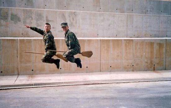 Στρατιωτικό χιούμορ (16)