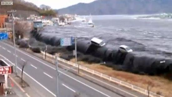 Τσουνάμι Ιαπωνία