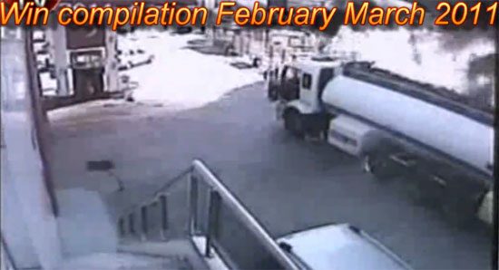 Αστεία/τυχερά στιγμιότυπα Φεβρουαρίου & Μαρτίου 2011