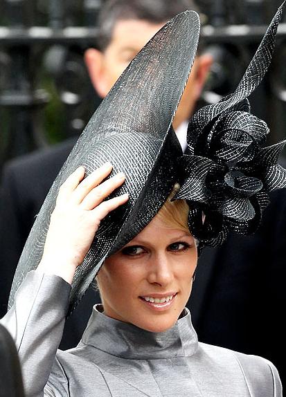 Τα πιο παράξενα καπέλα στον βασιλικό γάμο (9)