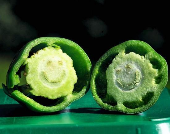 Φωτογραφία της ημέρας: Μια χαμογελαστή πιπεριά