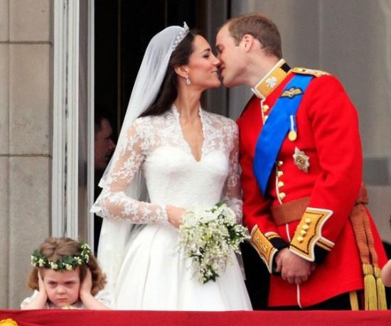 Φωτογραφία της ημέρας: Κάποιος δυσαρεστήθηκε πολύ με τον βασιλικό γάμο...