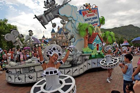 Πάρκα της Disney (4)