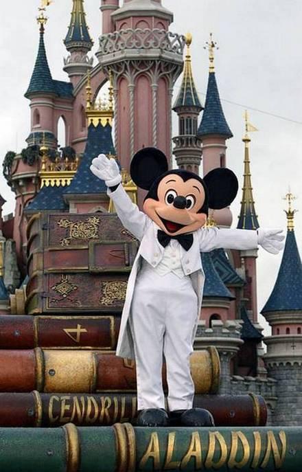 Πάρκα της Disney (1)