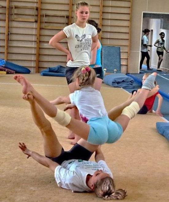 Amazing Flexibility (1)