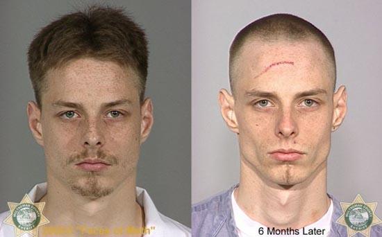 Άνθρωποι πριν και μετά την χρήση ναρκωτικών (2)