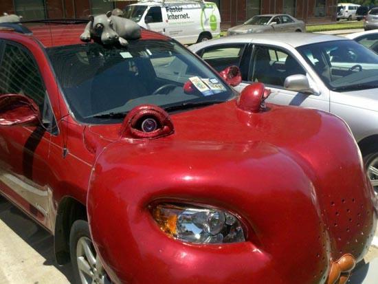 Αυτοκίνητο ιπποπόταμος (1)