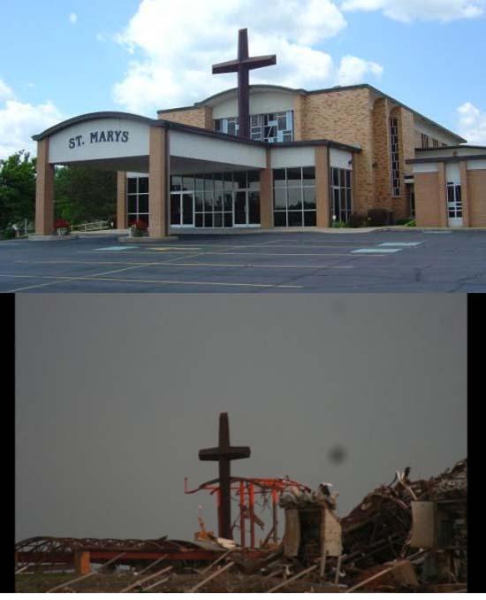 Πριν και μετά τον ανεμοστρόβιλο στο Missouri (5)