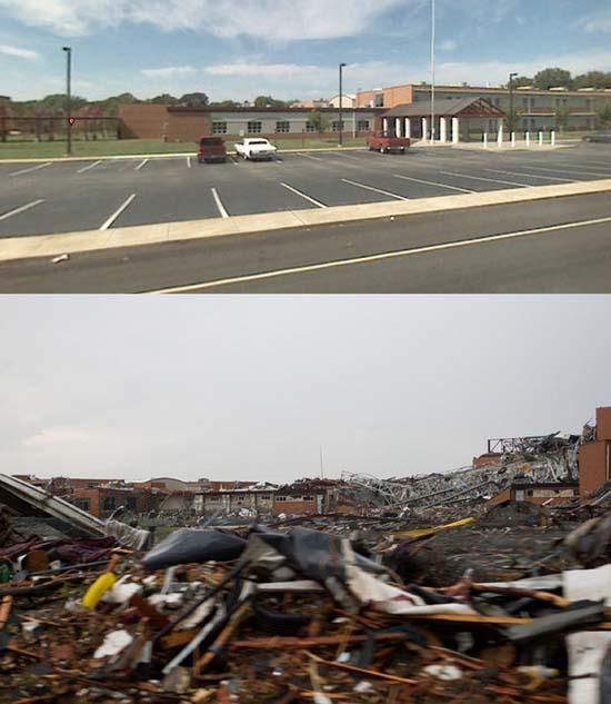 Πριν και μετά τον ανεμοστρόβιλο στο Missouri (8)