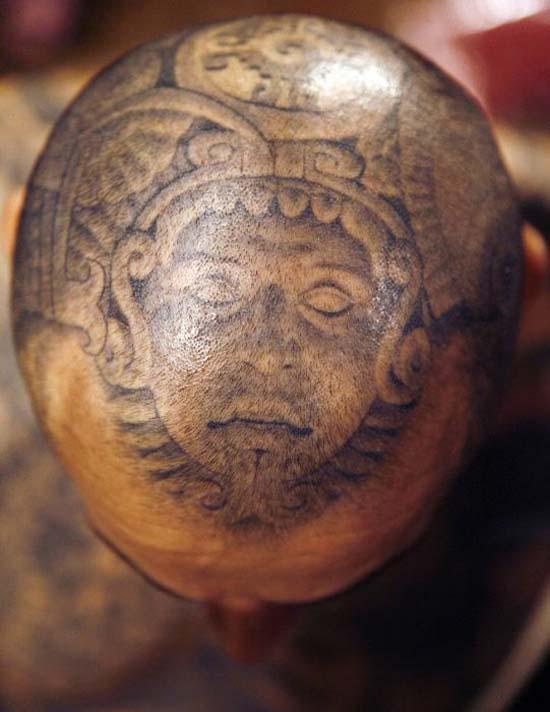 Τα πιο εξωφρενικά τατουάζ (3)